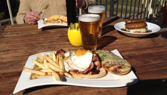 In the Rough Bistro - Port Augusta Accommodation