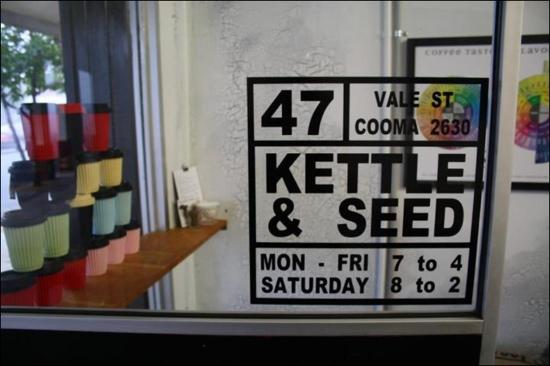 Kettle  Seed Cafe and Coffee Roaster - Port Augusta Accommodation