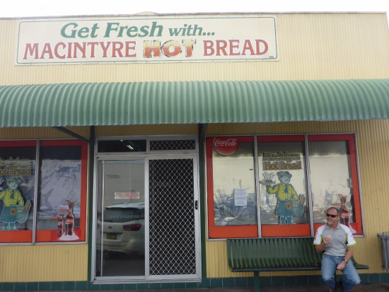 MacIntyre Hot Bread Shop - Port Augusta Accommodation