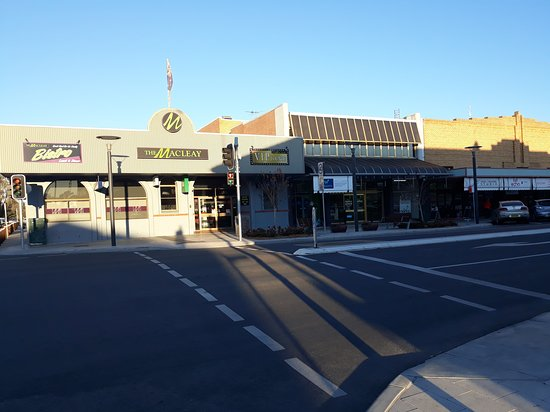 The Macleay Hotel - Port Augusta Accommodation