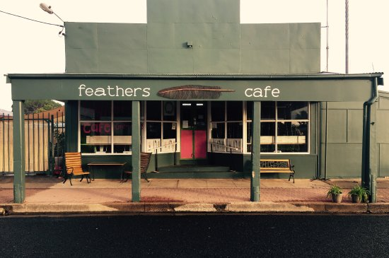 feathers cafe - Port Augusta Accommodation