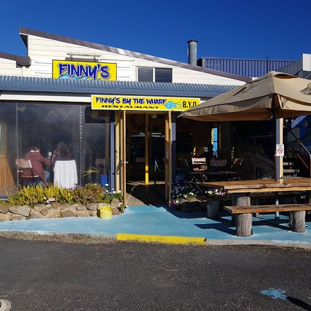 Finny's By The Wharf - Port Augusta Accommodation