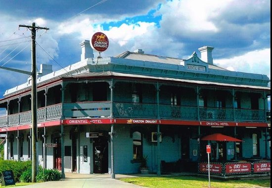 The Oriental Hotel Tumut - Port Augusta Accommodation