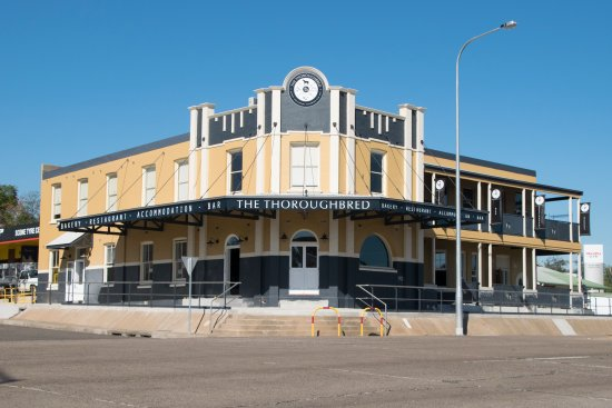 The Thoroughbred - Port Augusta Accommodation