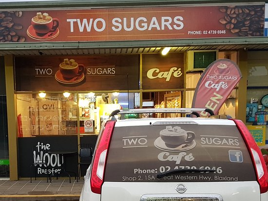 Two Sugars Cafe and Restaurant - Port Augusta Accommodation