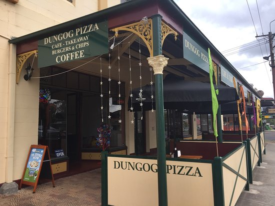 Dungog Pizza - Port Augusta Accommodation