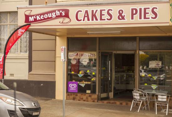 McKeoughs Cake Shop - Port Augusta Accommodation