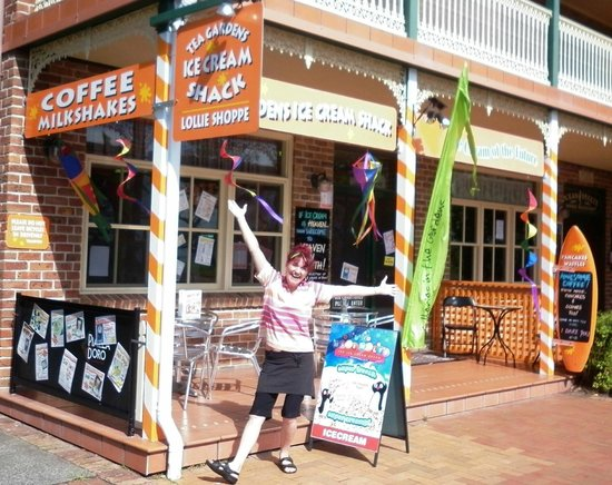 Tea Gardens Ice Cream Shack - Port Augusta Accommodation