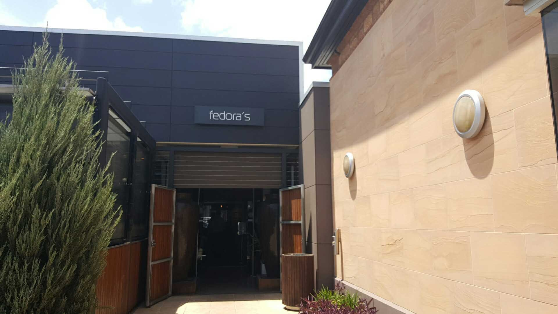 Fedora's Restaurant - Hilton Hotel - Port Augusta Accommodation