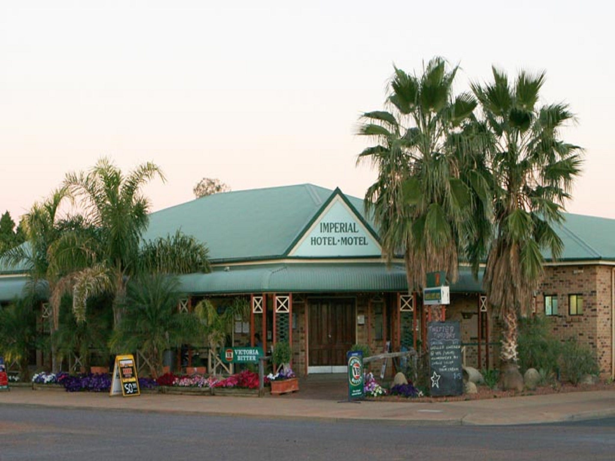 Imperial Hotel Motel Quilpie - Port Augusta Accommodation