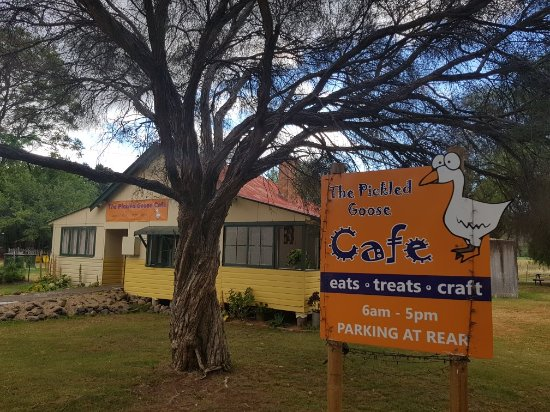 The Pickled Goose Cafe - Port Augusta Accommodation