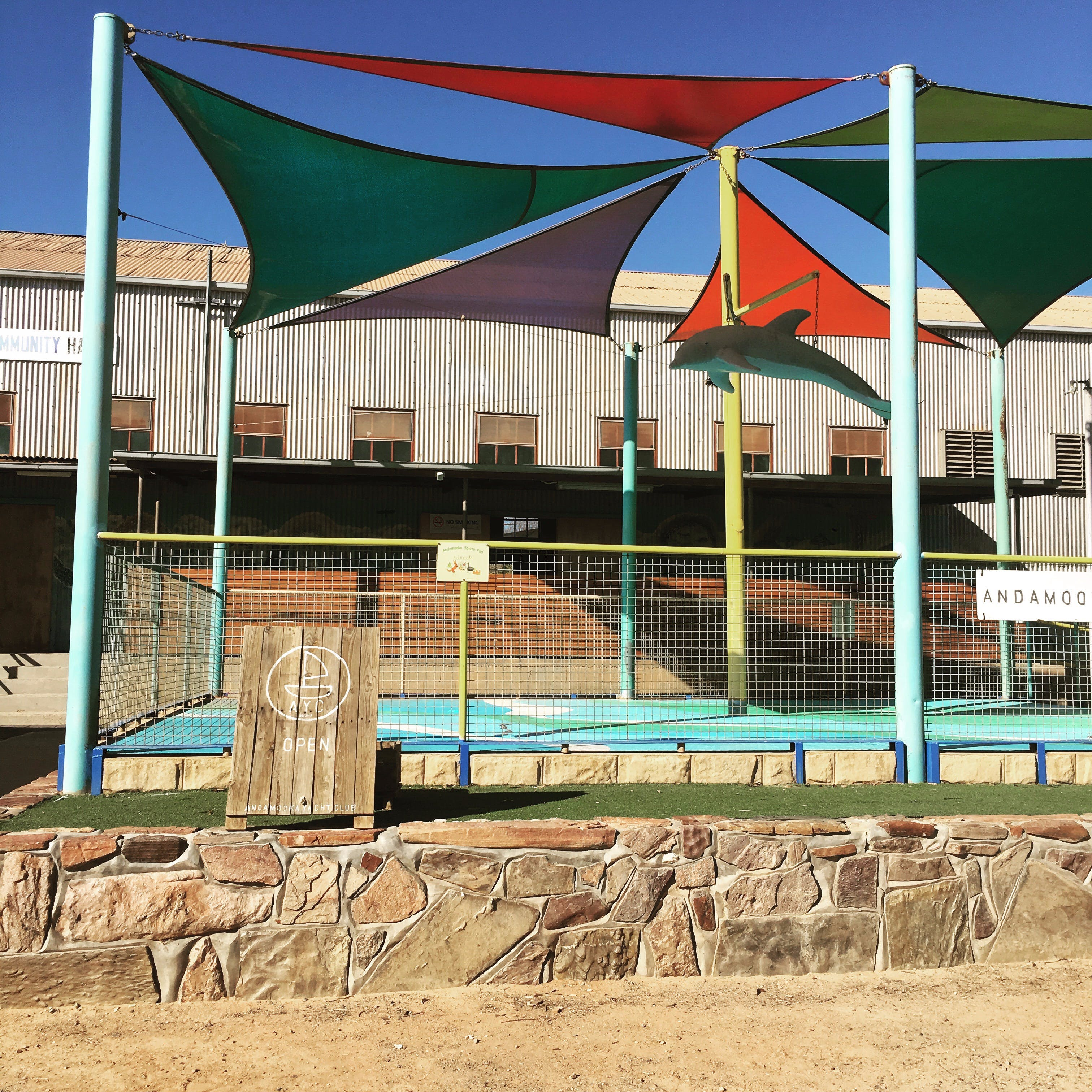 Andamooka Yacht Club - Port Augusta Accommodation