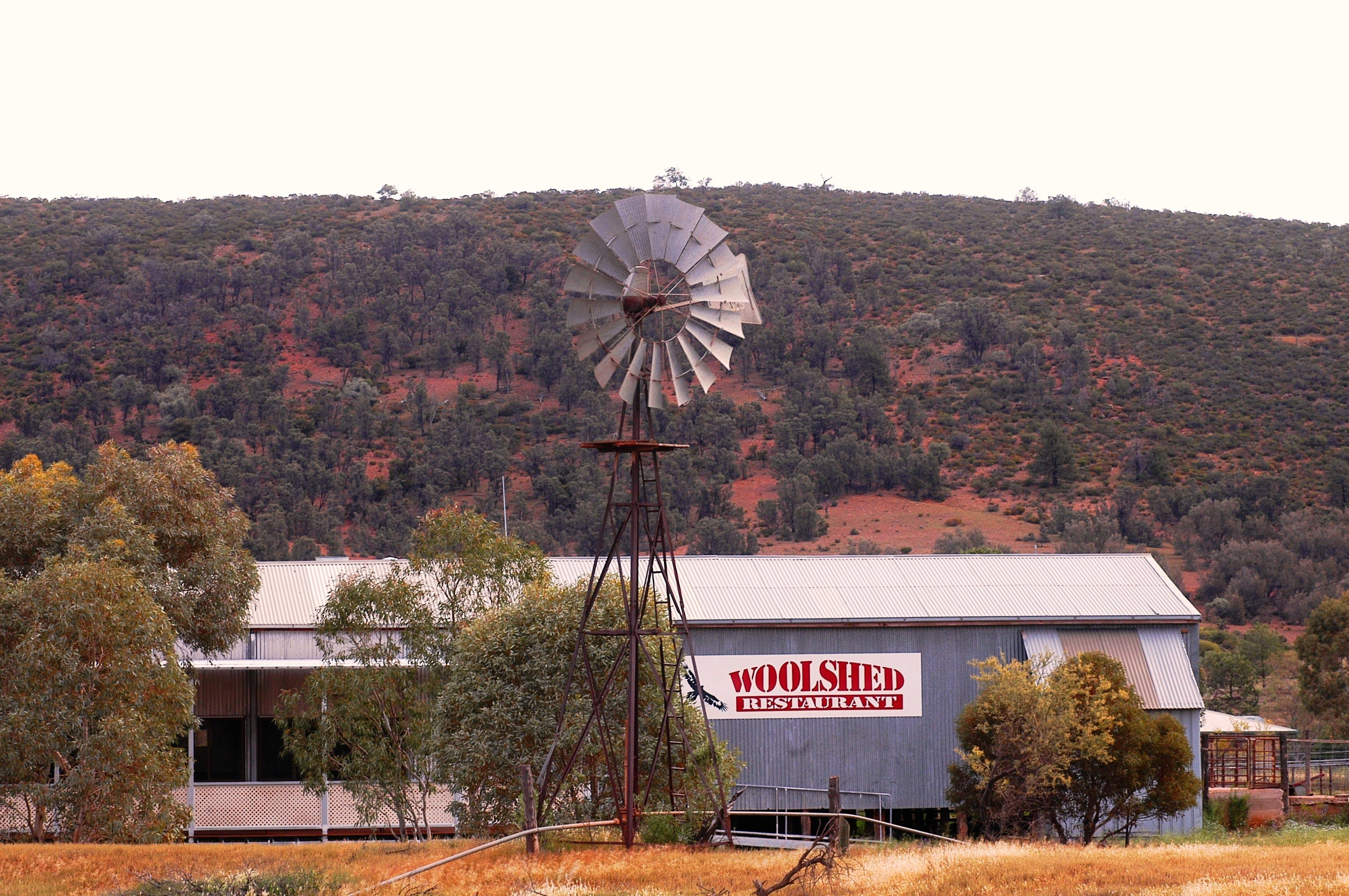 The Woolshed Restaurant at Rawnsley Park - Port Augusta Accommodation