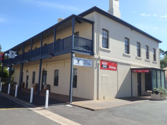 Terminus Hotel - Port Augusta Accommodation