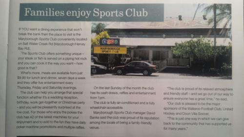 Maryborough Sports Club Inc