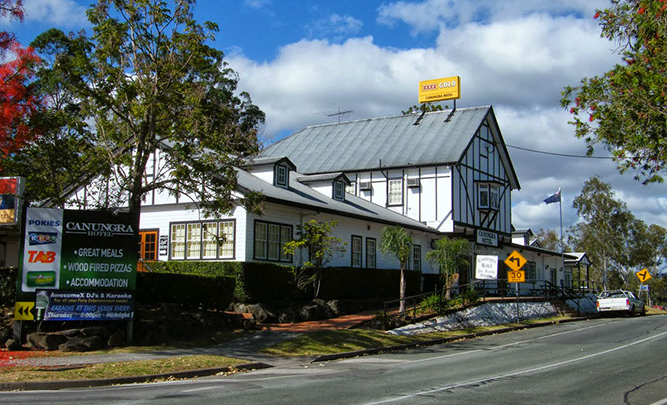 Canungra Hotel - Port Augusta Accommodation