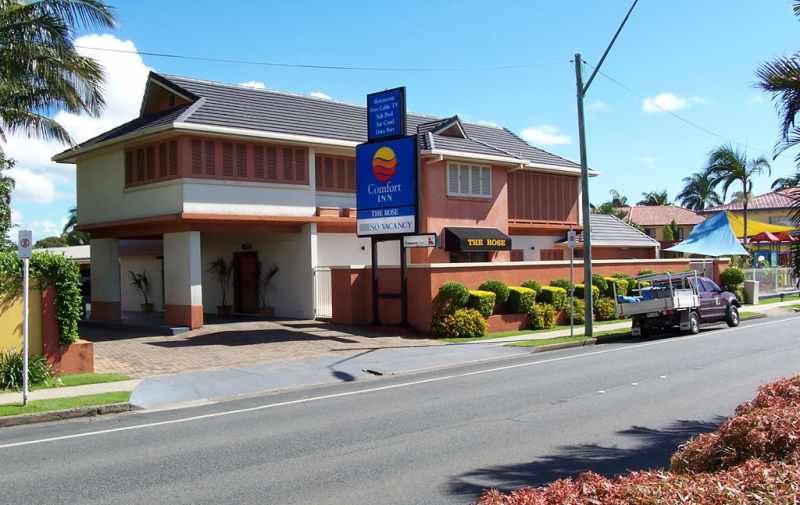 Comfort Inn–Rose Motel