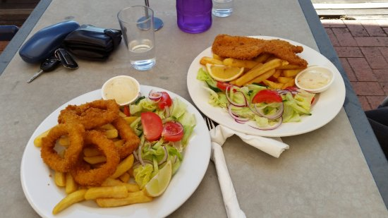 Allan's Seafood  Asian Restaurant - Port Augusta Accommodation