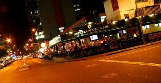 Shenannigans Restaurant  Bar