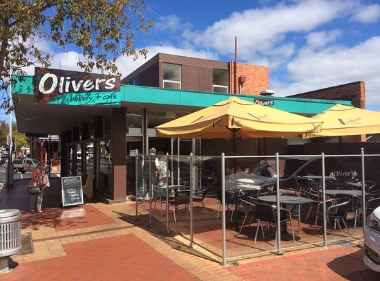 Olivers Bakery  Cafe