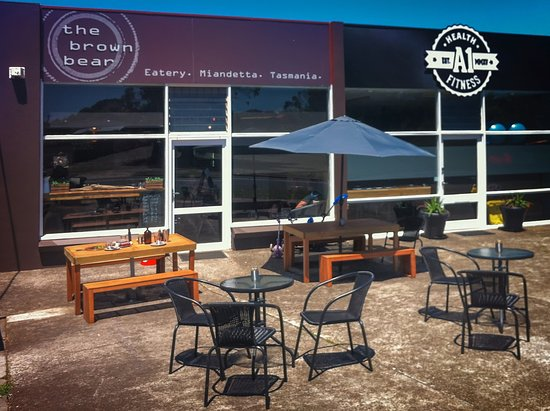 The Brown Bear Eatery - Port Augusta Accommodation