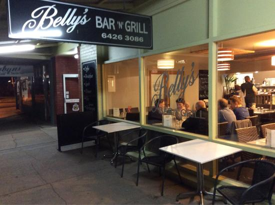 Belly's Bar  Grill
