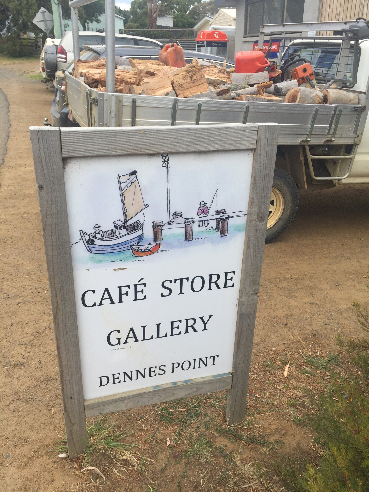 Jetty Cafe & Produce Store - Port Augusta Accommodation