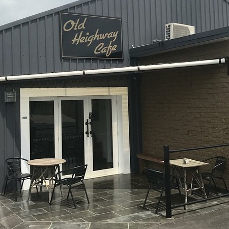 Old Highway Cafe
