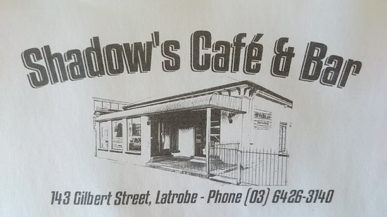 Shadow's Cafe  Bar
