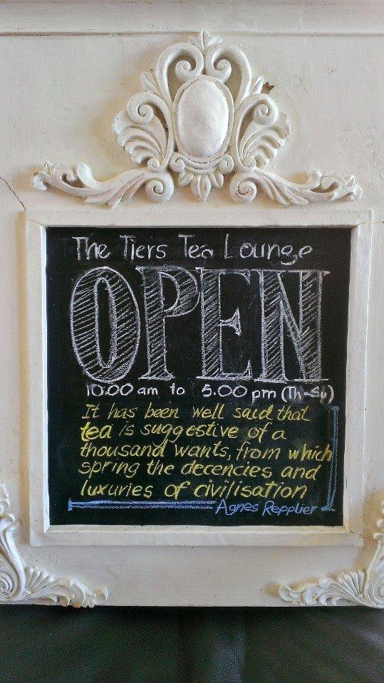 The Tiers Tea Lounge - Port Augusta Accommodation