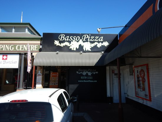 Bassendean Pizza - Port Augusta Accommodation