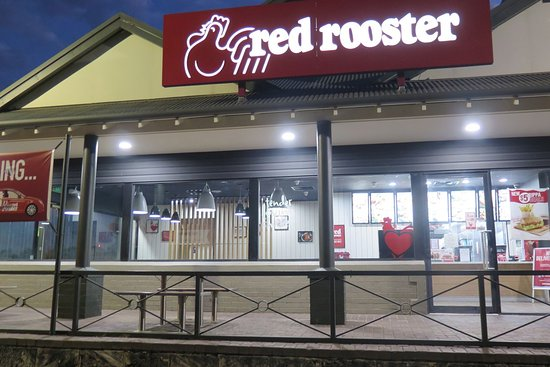 Red Rooster - Port Augusta Accommodation