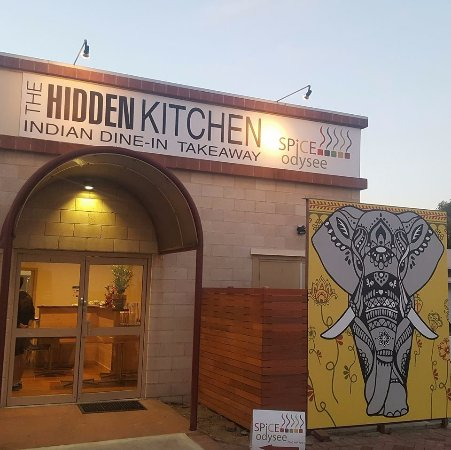 Spice Odysee - The Hidden Kitchen - Port Augusta Accommodation