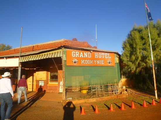 Grand Hotel Kookynie - Port Augusta Accommodation