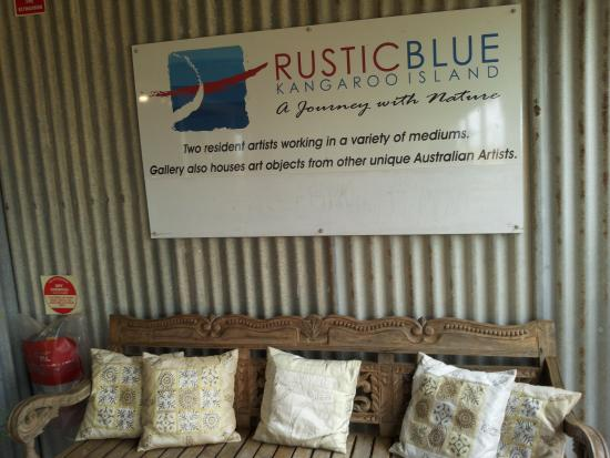 Rustic Blue - Port Augusta Accommodation