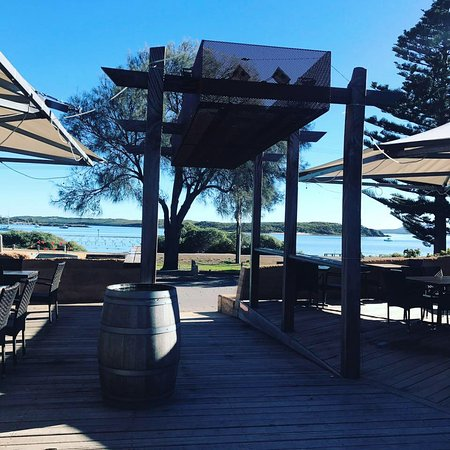 1802 Oyster Bar  Bistro - Port Augusta Accommodation