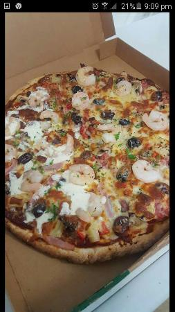 Fat Allys Pizza - Port Augusta Accommodation
