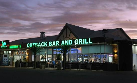 Outback Bar  Grill - Port Augusta Accommodation