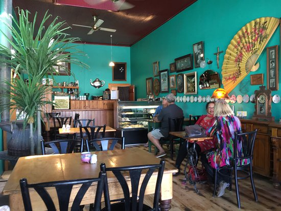polly's tearooms - Port Augusta Accommodation