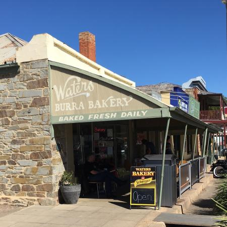 Waters Burra Bakery - Port Augusta Accommodation