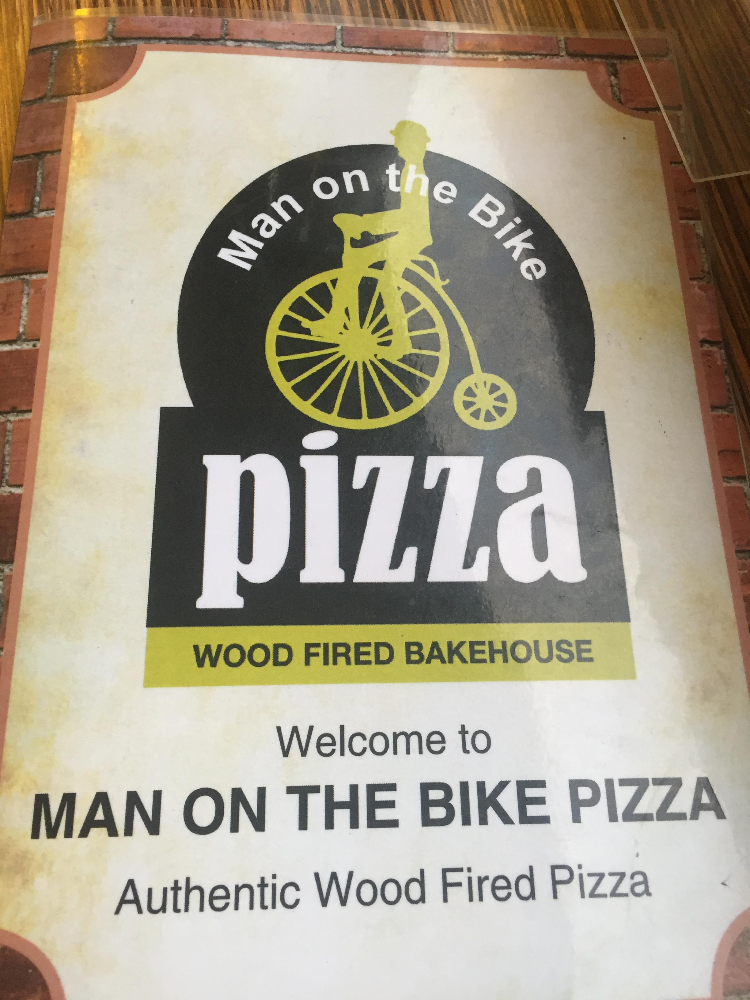 Man On the Bike Pizza