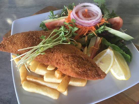 Cedar Park Fish and Chips - Port Augusta Accommodation