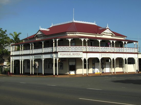Federal Hotel - Port Augusta Accommodation
