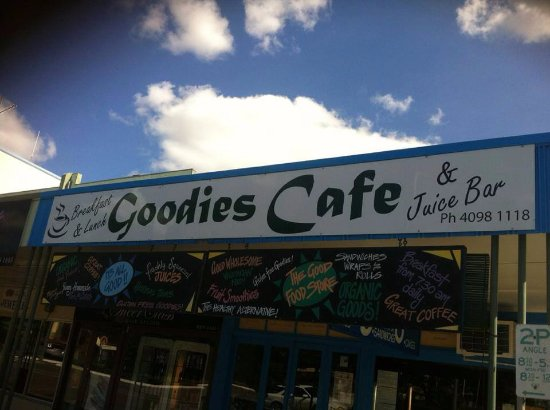 Goodies Cafe - Port Augusta Accommodation