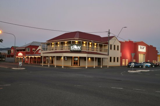 Great Western Hotel - Port Augusta Accommodation