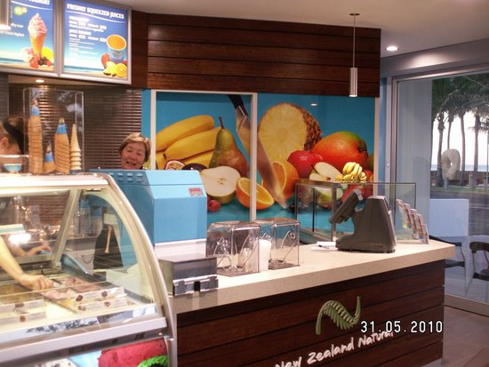 New Zealand Ice Creamery - Port Augusta Accommodation