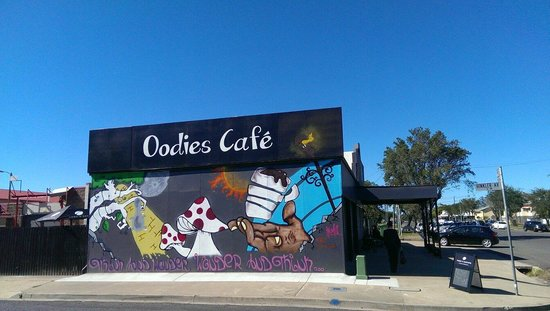 Oodies Cafe - Port Augusta Accommodation