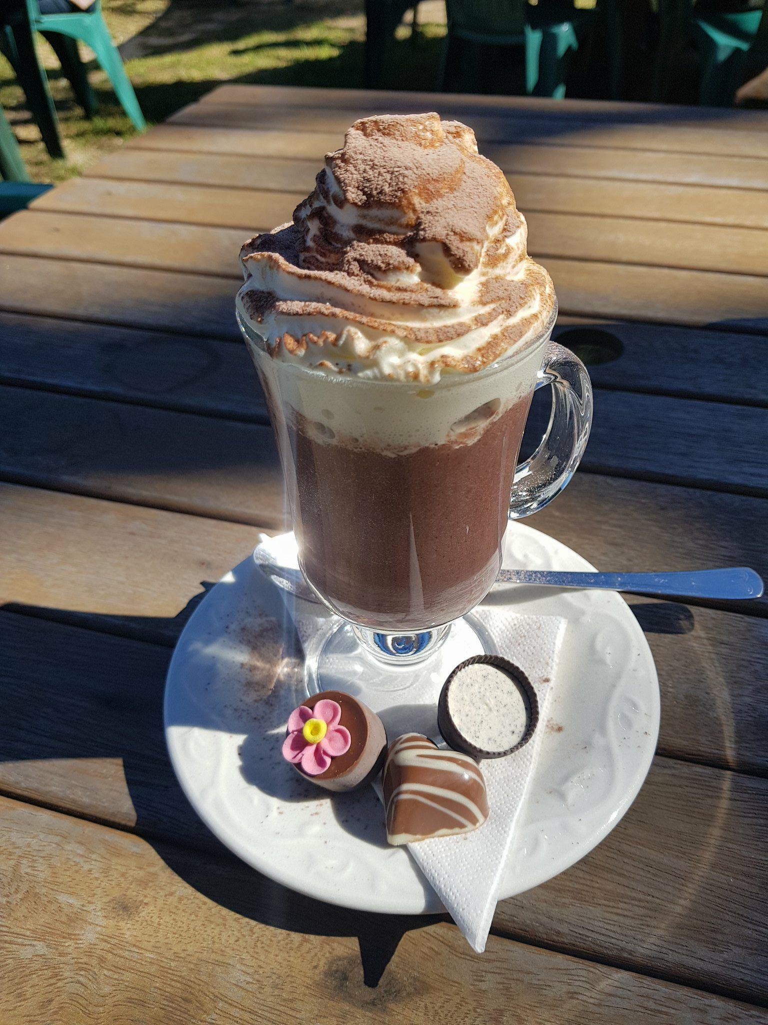 Stanthorpe's Heavenly Chocolate at Wisteria Cottage