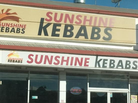 Sunshine Kebabs - Port Augusta Accommodation