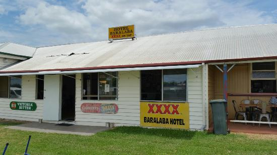 Baralaba Hotel - Port Augusta Accommodation